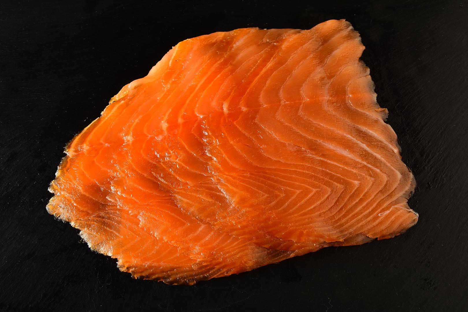 Smoked Salmon - D cut