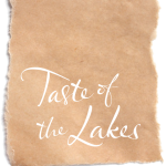 Taste of the Lakes Logo