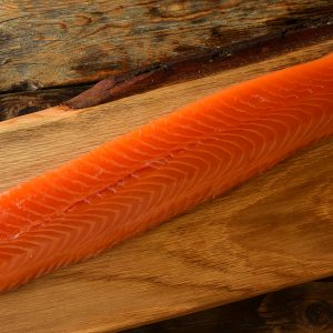 smoked salmon royal fillet tsar cut