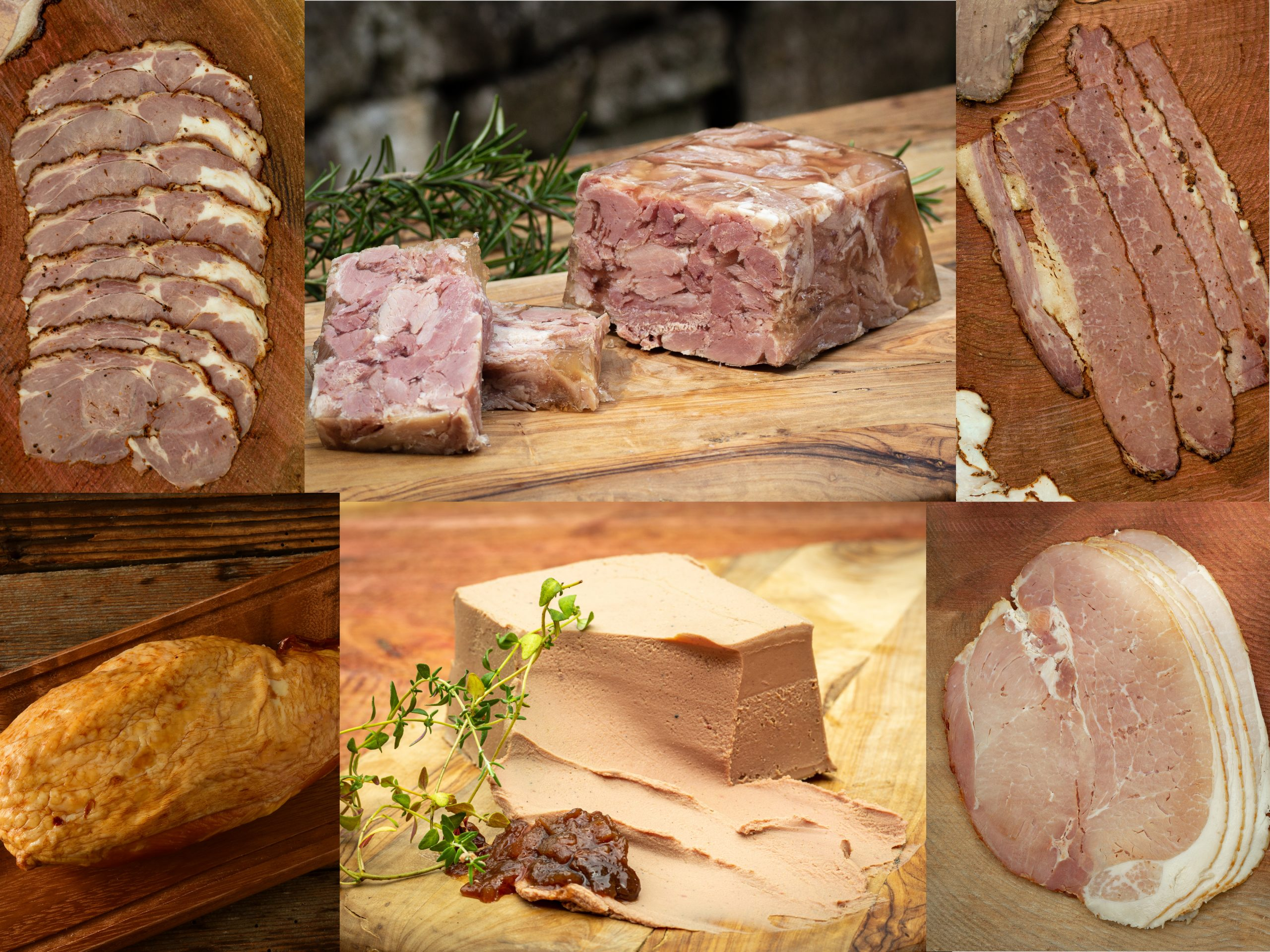 Cumbrian Charcuterie Selection