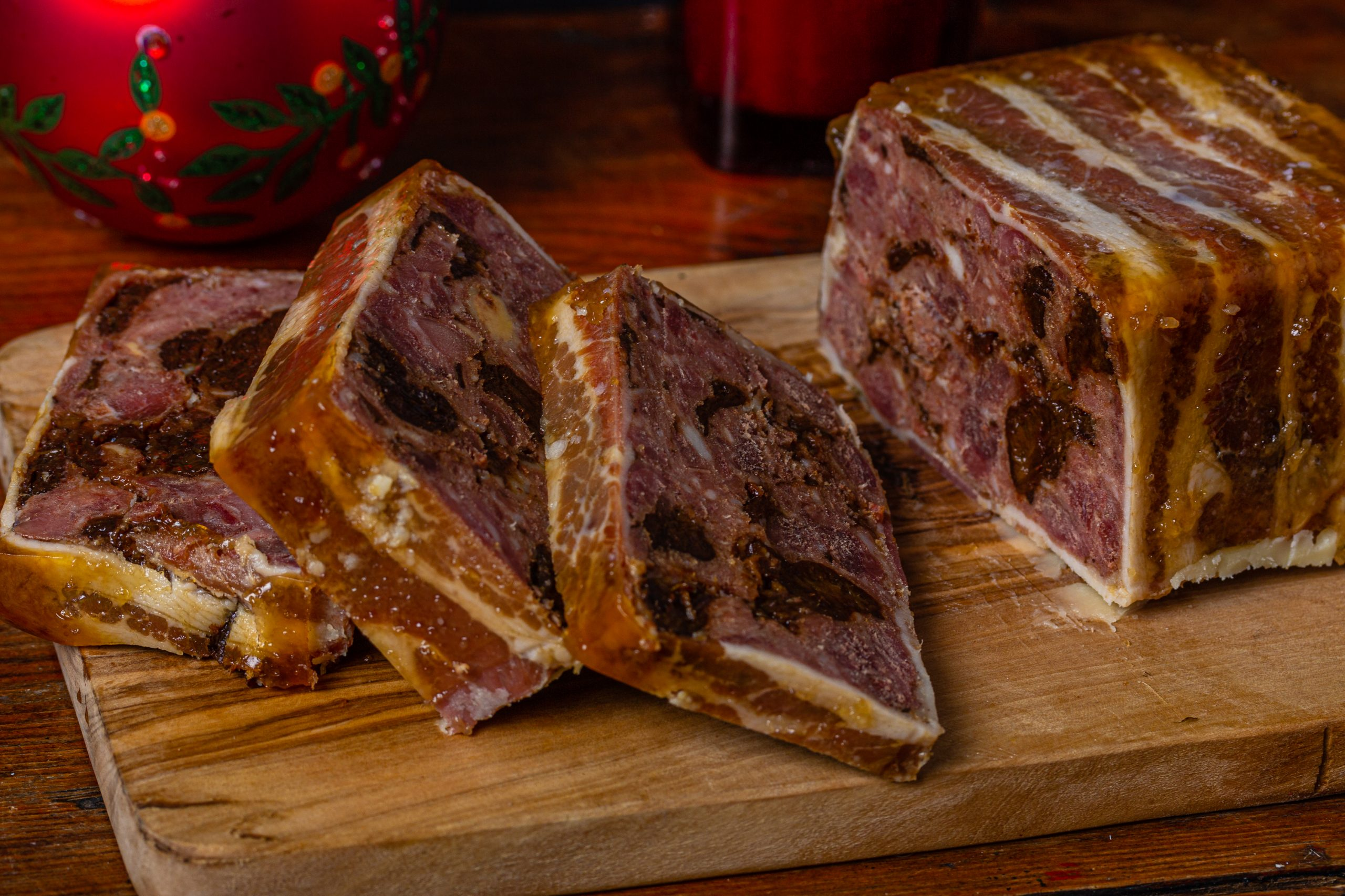 Game and Prune Terrine